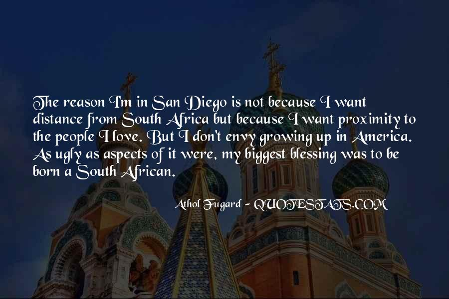 Quotes About San Diego #174976