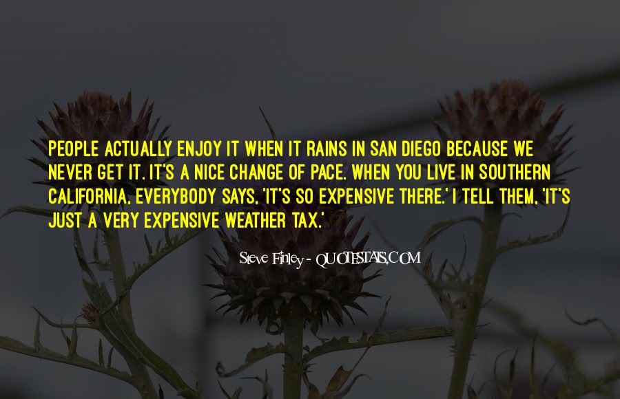 Quotes About San Diego #1792095