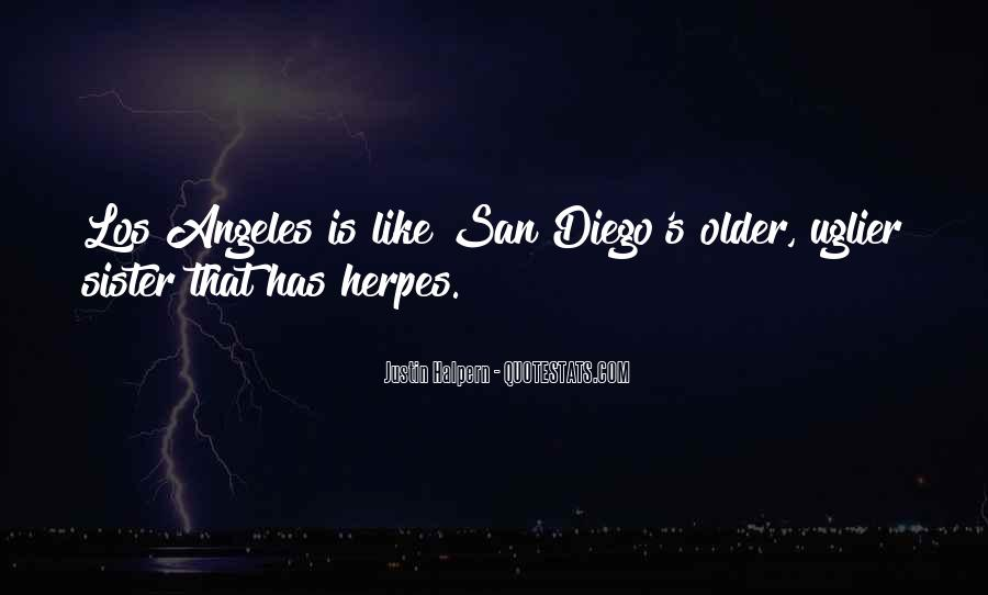 Quotes About San Diego #284134