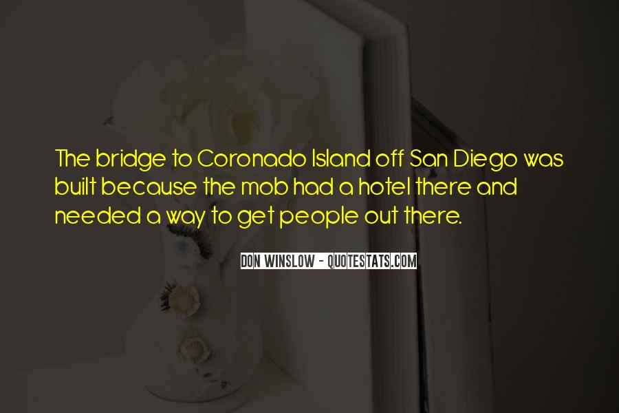 Quotes About San Diego #443943