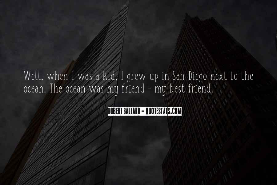 Quotes About San Diego #501918