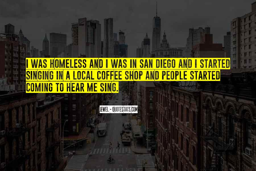 Quotes About San Diego #544785