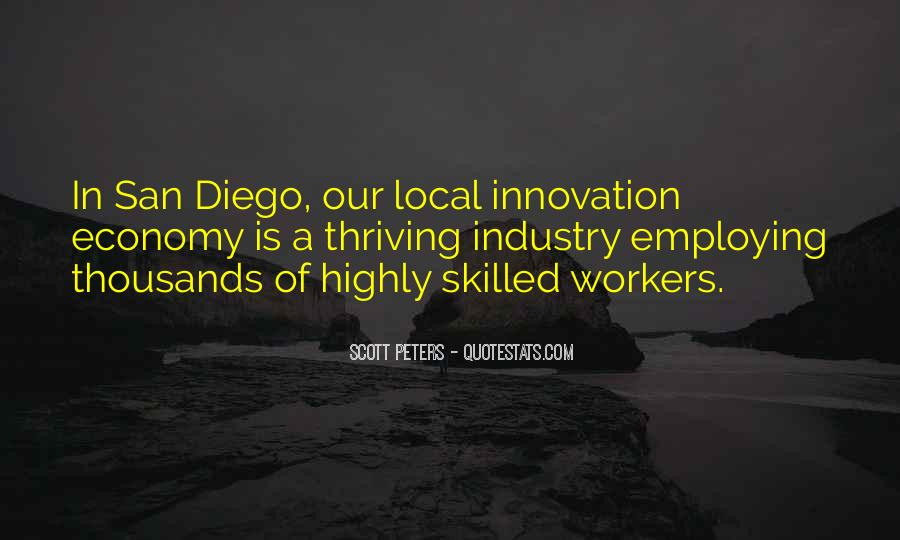 Quotes About San Diego #576997