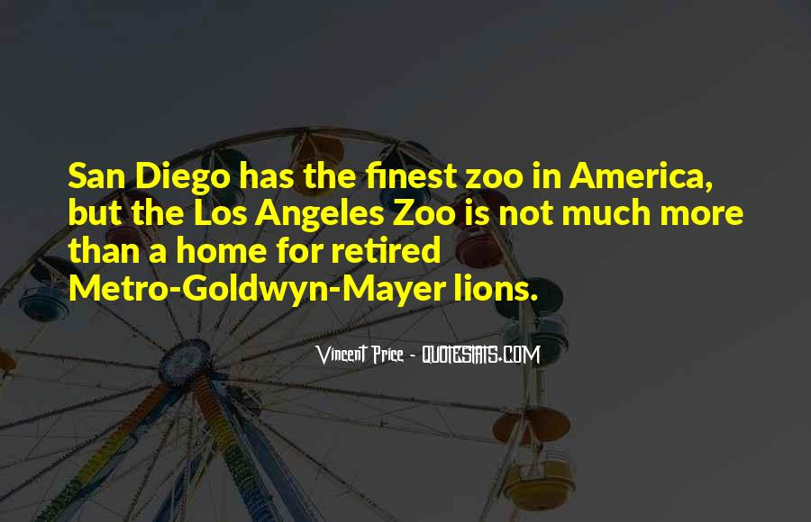 Quotes About San Diego #578091