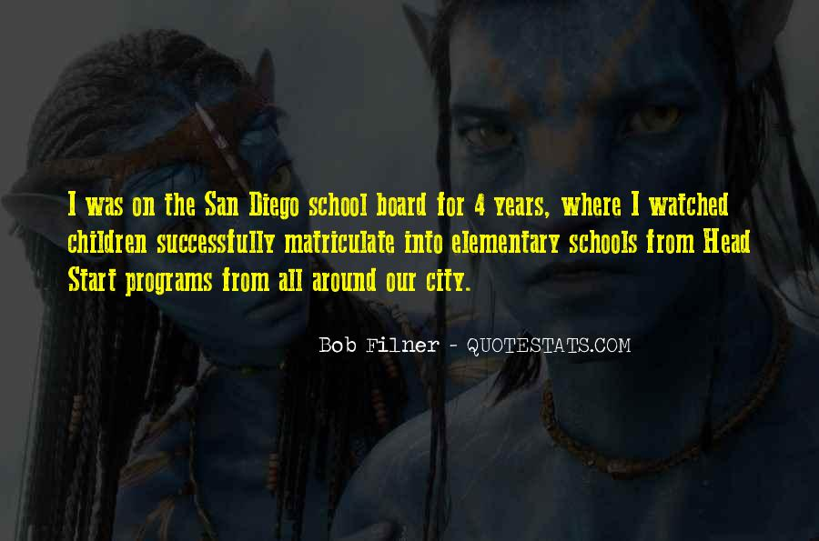 Quotes About San Diego #720139