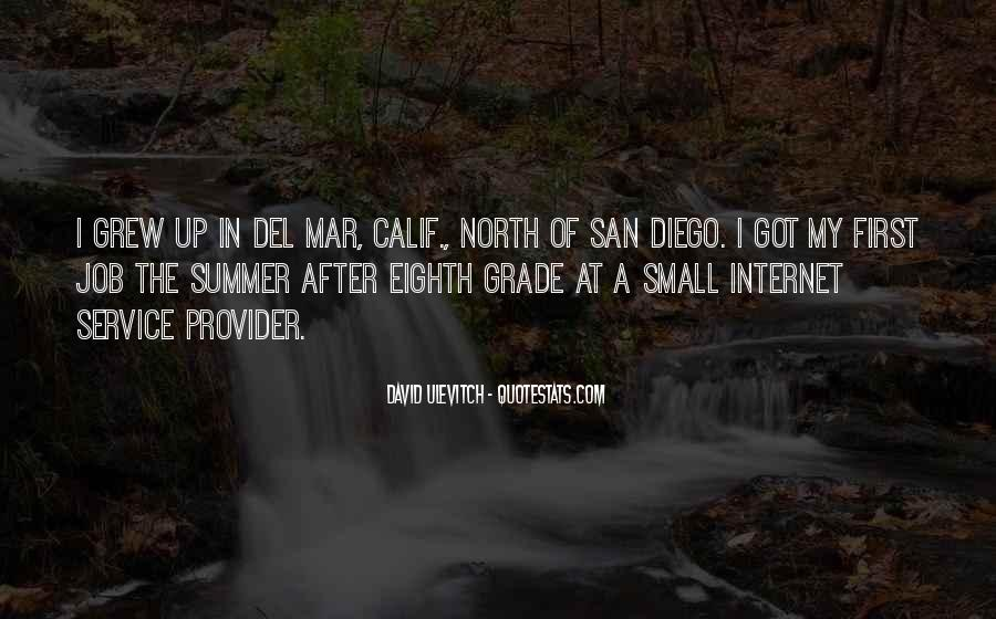 Quotes About San Diego #886804