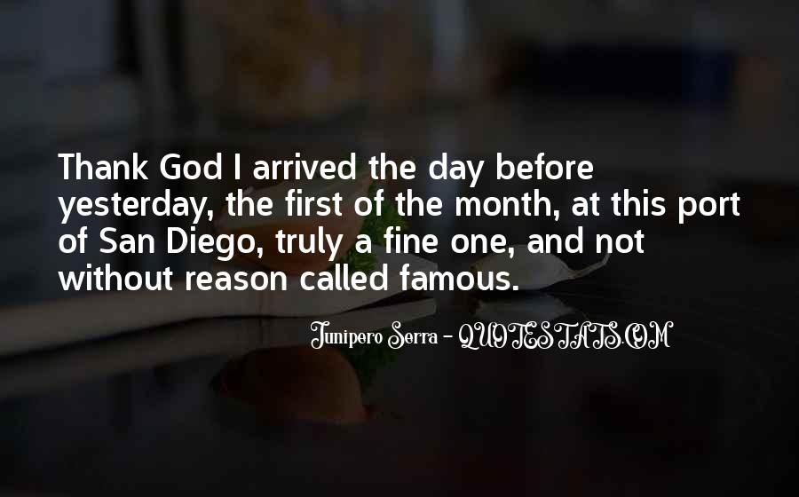 Quotes About San Diego #943512