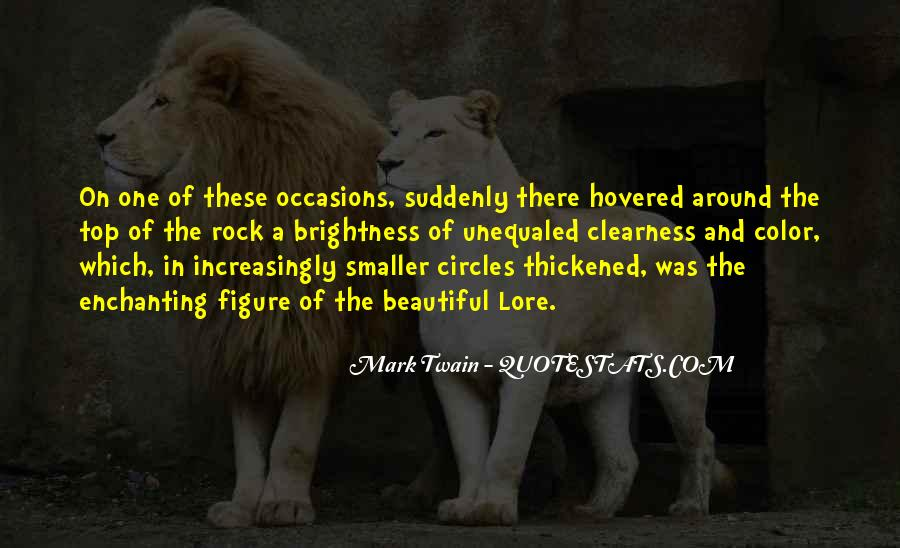 Quotes About Going Around In Circles #154389