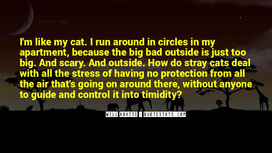 Quotes About Going Around In Circles #1657211