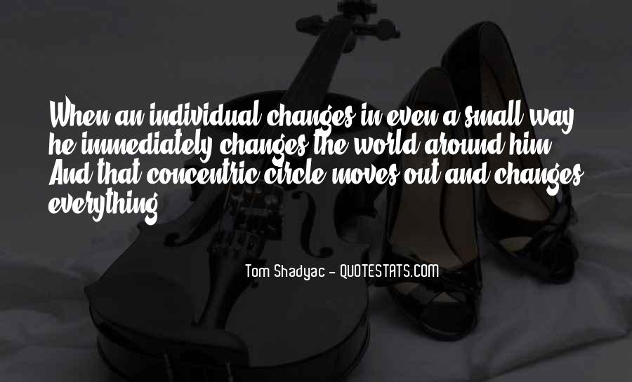 Quotes About Going Around In Circles #295530