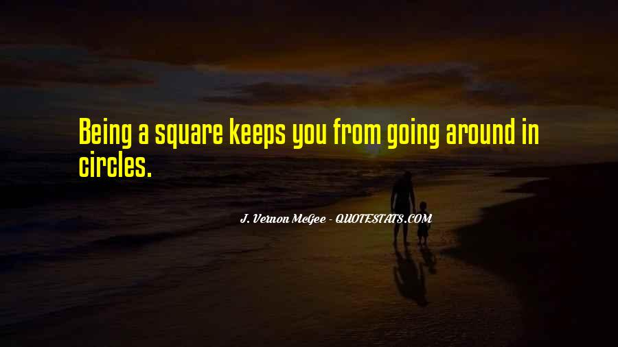 Quotes About Going Around In Circles #364717