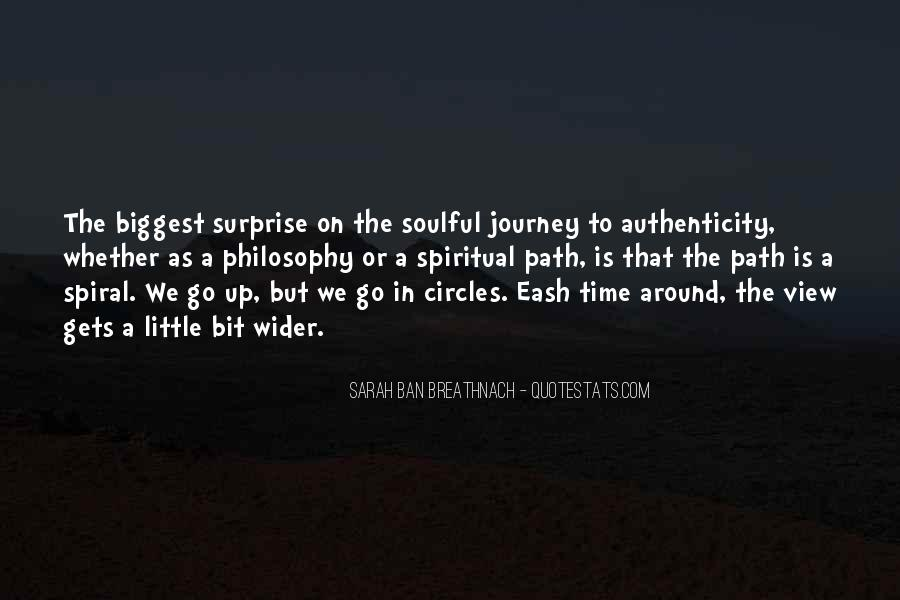 Quotes About Going Around In Circles #468008