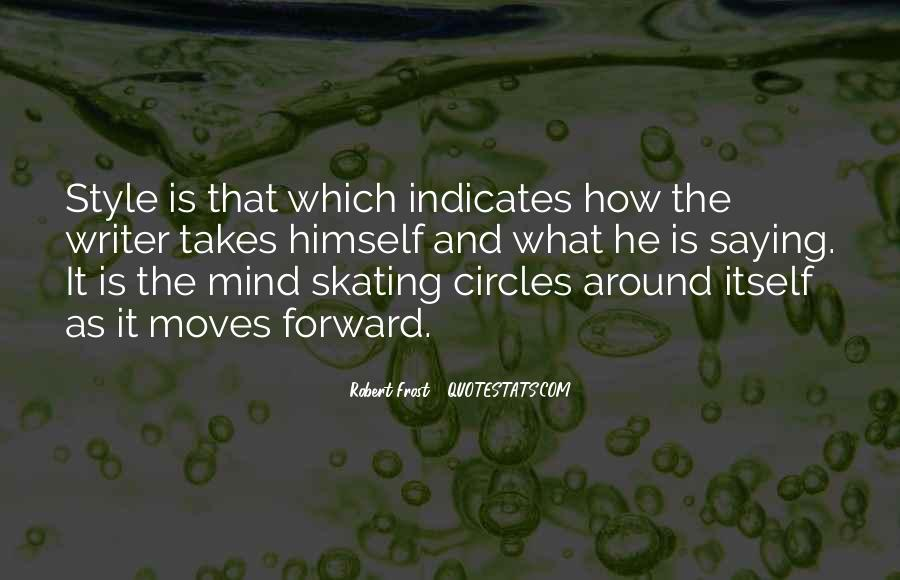 Quotes About Going Around In Circles #595344