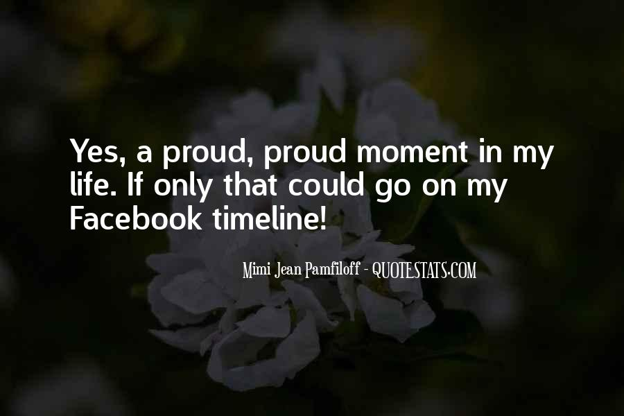Quotes About Life Timeline #1527801