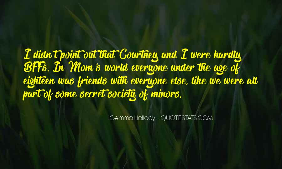 Quotes About Best Friends Mom #1132915