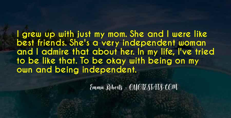 Quotes About Best Friends Mom #996927