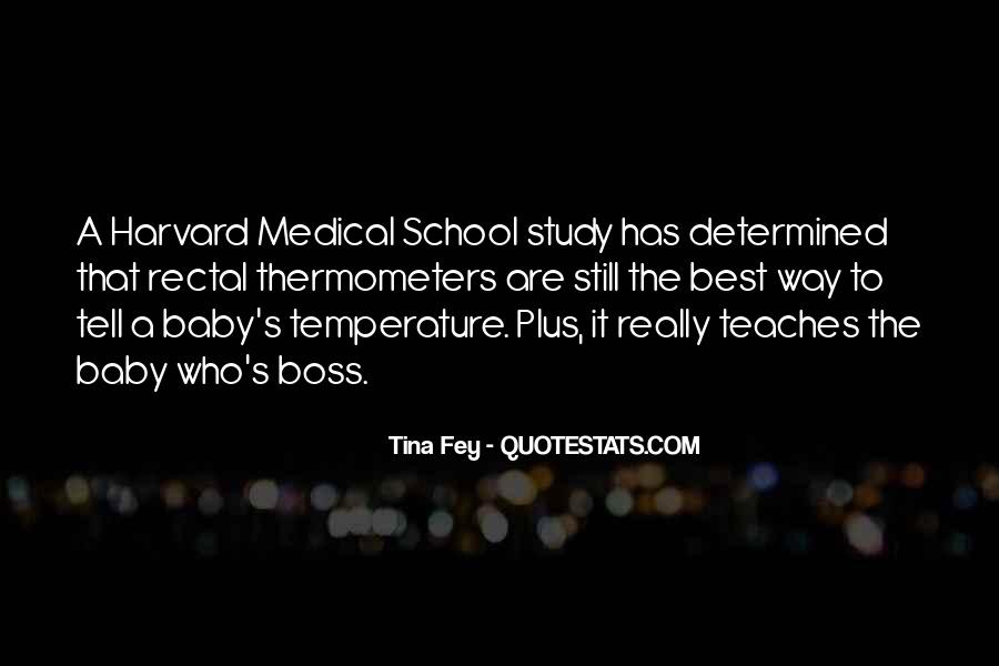 Quotes About Thermometers #647261