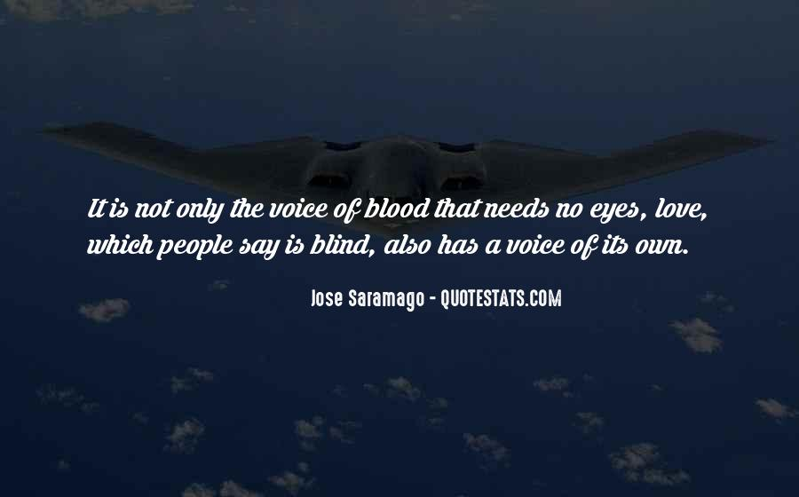Quotes About Saramago Love #1306028