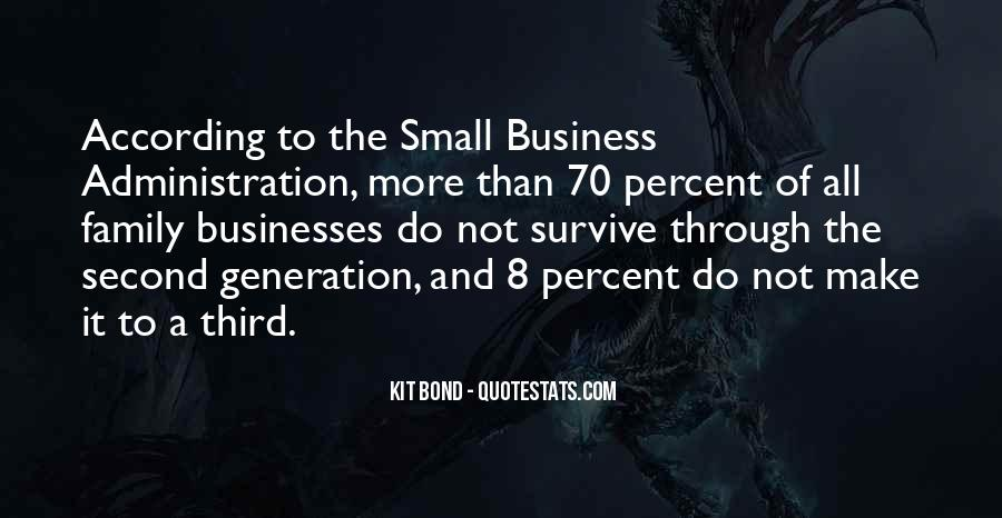 Quotes About Businesses #10548