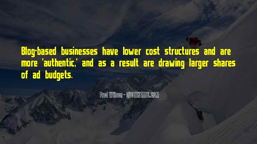 Quotes About Businesses #125013
