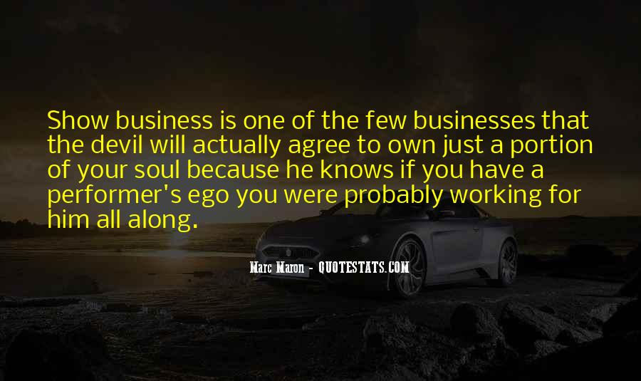 Quotes About Businesses #150971