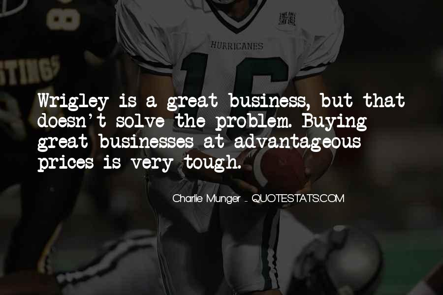 Quotes About Businesses #154704