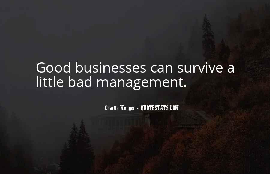 Quotes About Businesses #40130