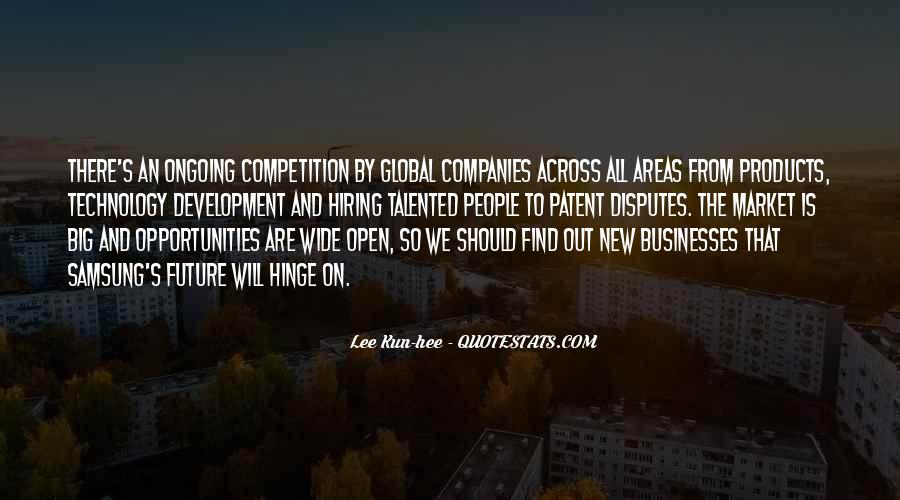Quotes About Businesses #44254