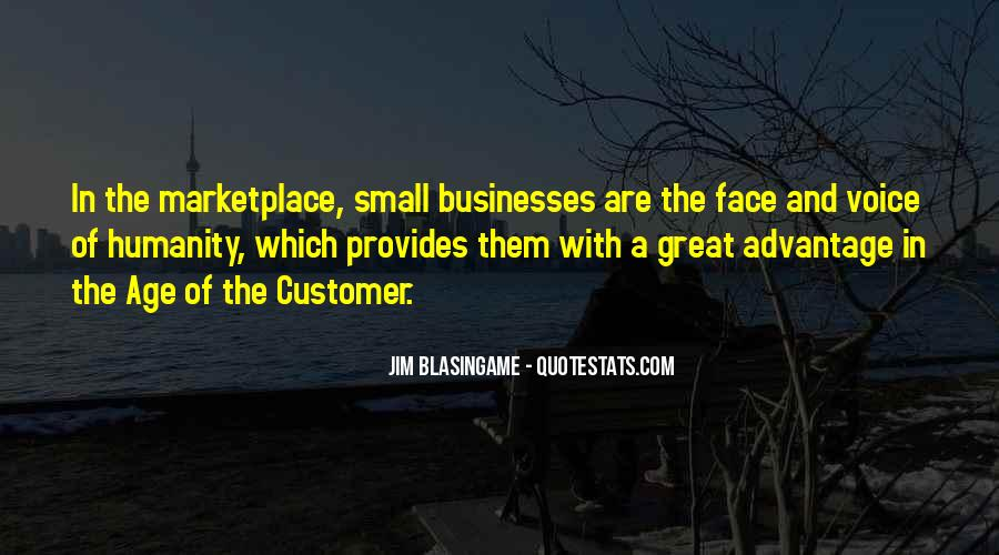 Quotes About Businesses #4695