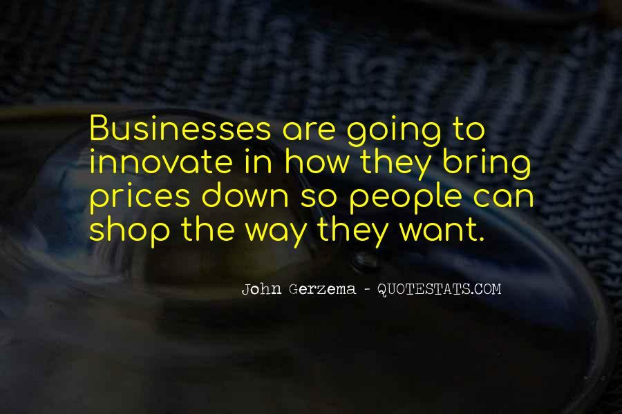 Quotes About Businesses #70237