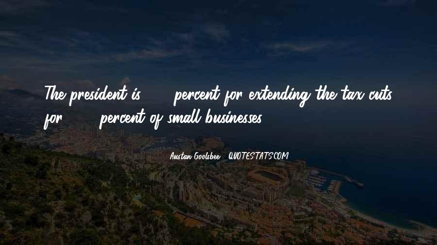 Quotes About Businesses #74936