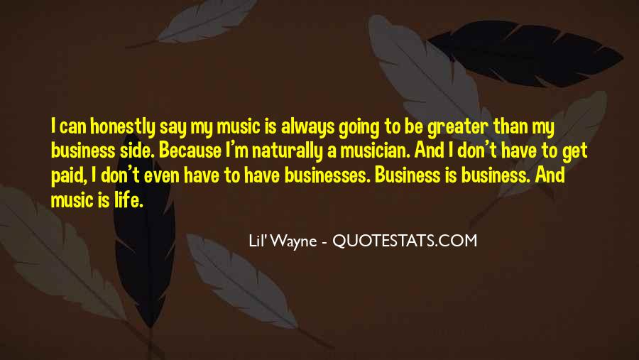 Quotes About Businesses #90603
