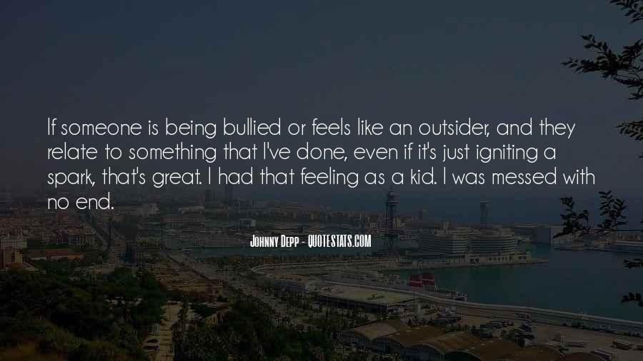 Quotes About Just Being #15939