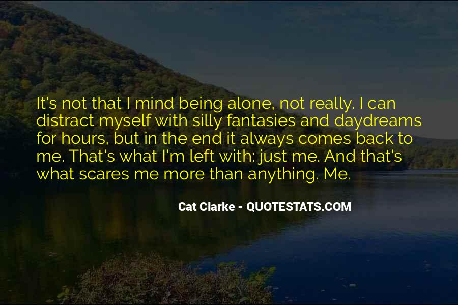 Quotes About Just Being #21324
