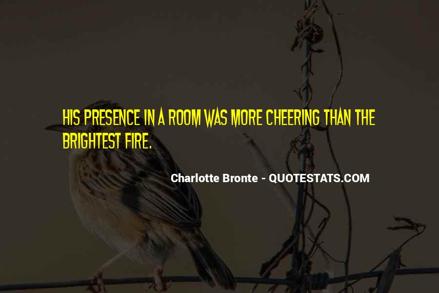 Quotes About The Fire In Jane Eyre #1042899