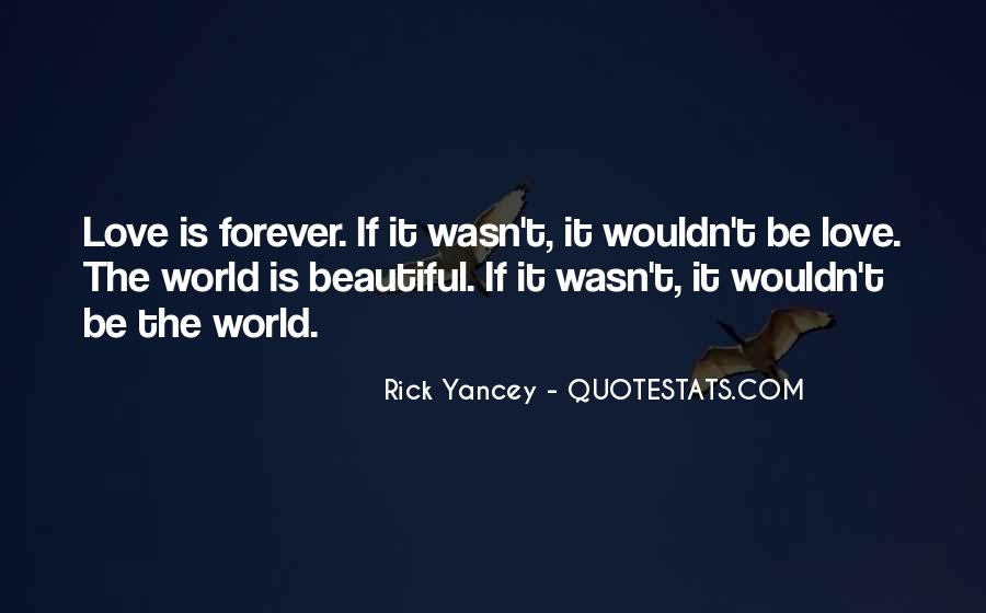 Quotes About Sensitivity And Love #1035589