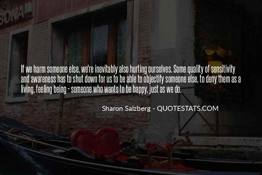 Quotes About Sensitivity And Love #1194393