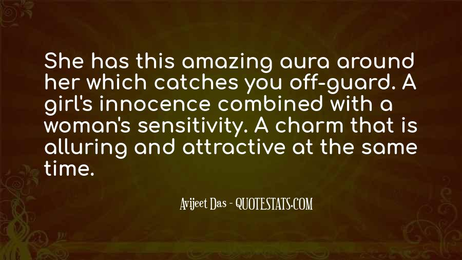 Quotes About Sensitivity And Love #77829