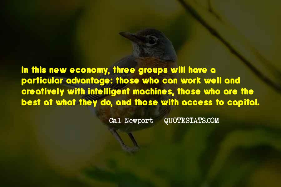 Quotes About Groups Of Three #1514767