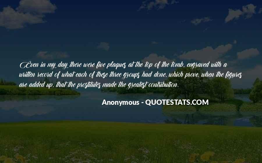 Quotes About Groups Of Three #1648204
