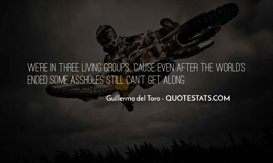 Quotes About Groups Of Three #1830344