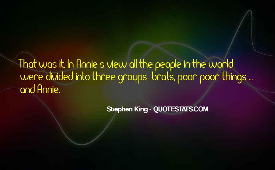 Quotes About Groups Of Three #442375