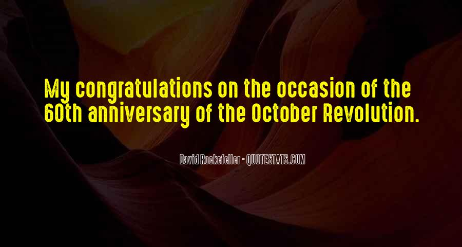 Quotes About October Revolution #1396790