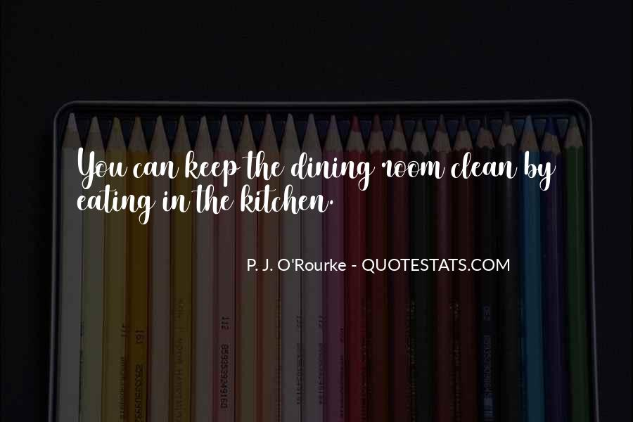 Quotes About Dining #139035