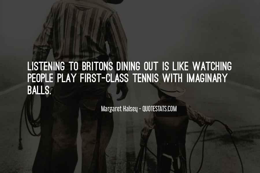 Quotes About Dining #181585