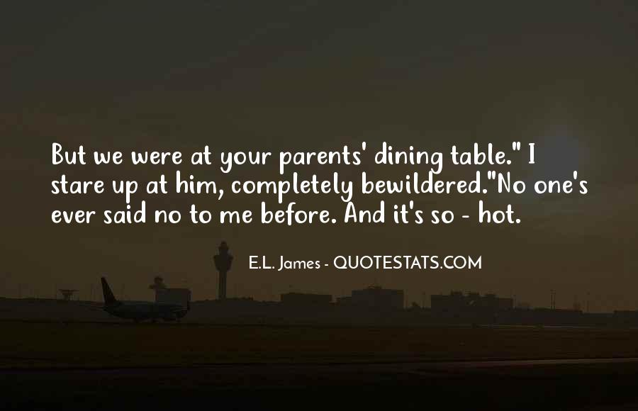 Quotes About Dining #182905