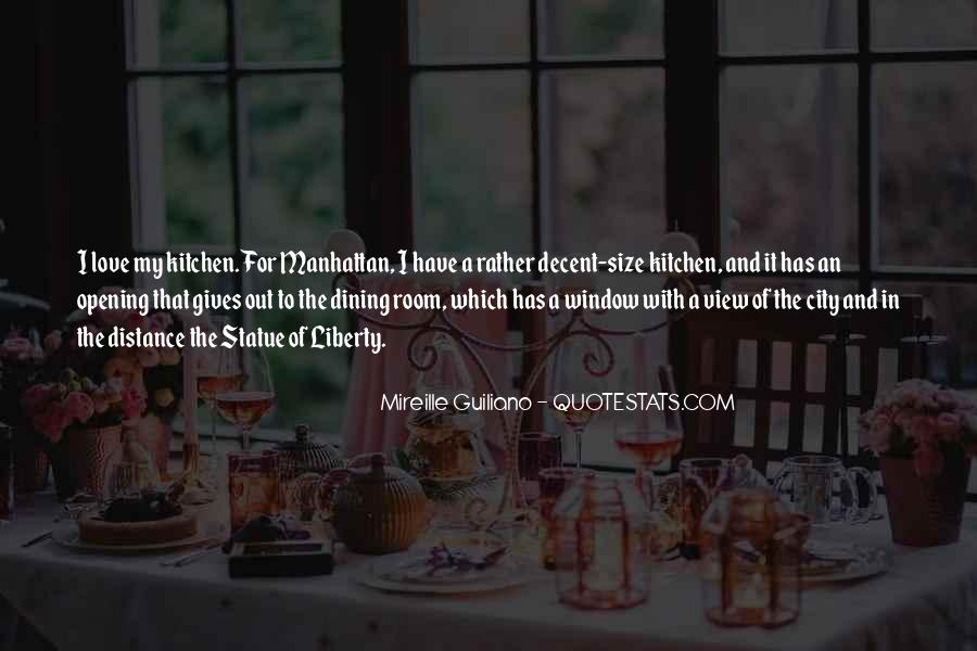 Quotes About Dining #223169