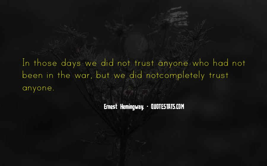Quotes About Lost Generation #1543260