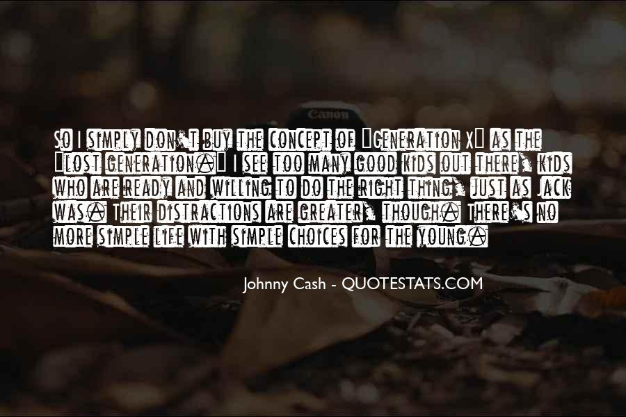 Quotes About Lost Generation #26435