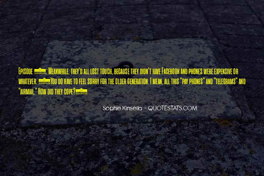 Quotes About Lost Generation #775516
